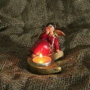 Fetita visand, candela