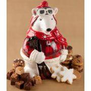 Borcan biscuiti Urs polar