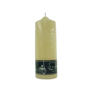 Lumanare cilindrica Φ7x20 cm fildes