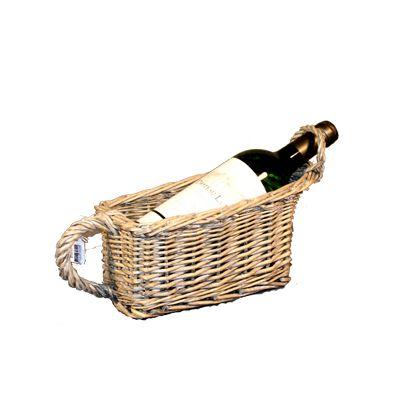 Cos pentru sticla vin