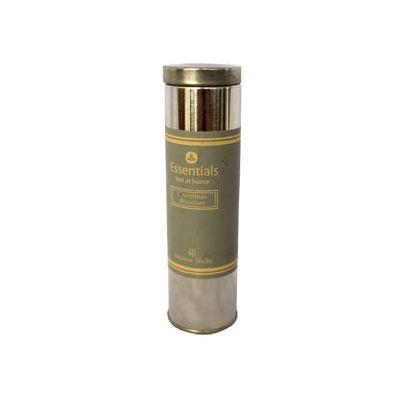 Set 40 betisoare parfumate 14 cm cu aroma de lavanda