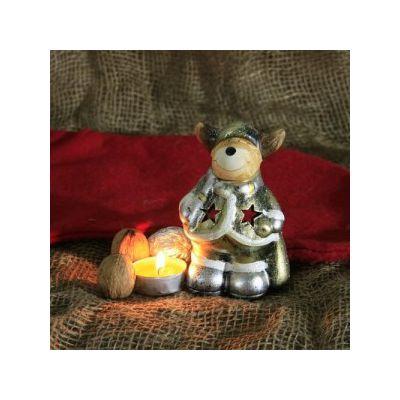 Ren argintiu, candela