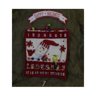 Calendarul copiilor, textil